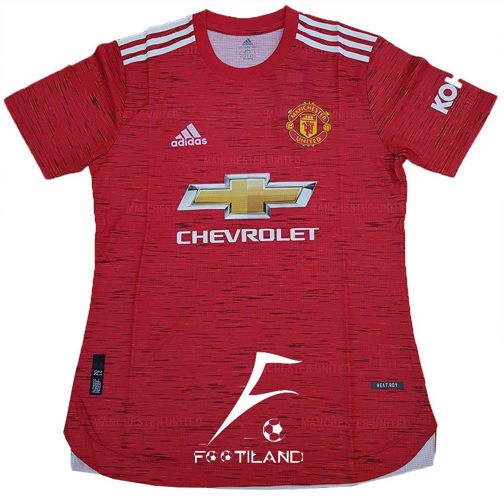 لباس پلیری منچستر یونایتد 2021 به رنگ قرمز