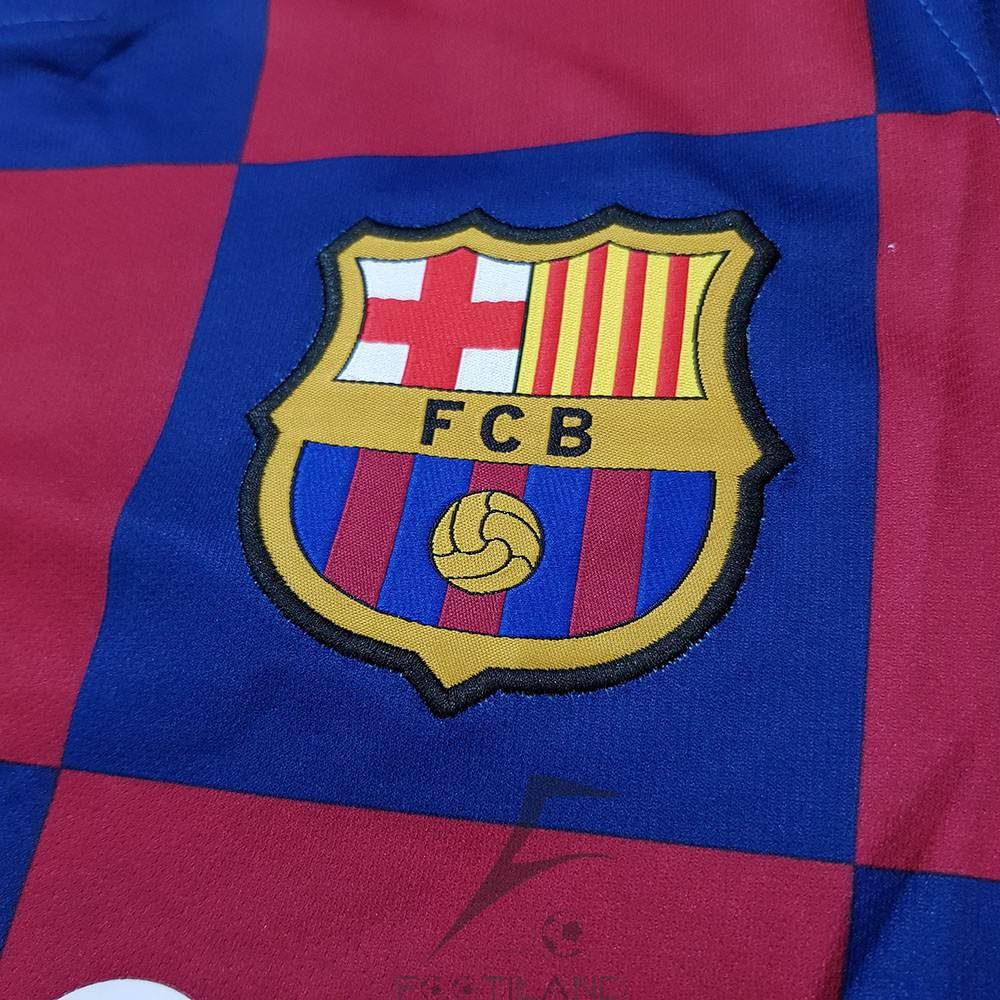 کیفیت لوگو لباس اول بارسلونا 2020