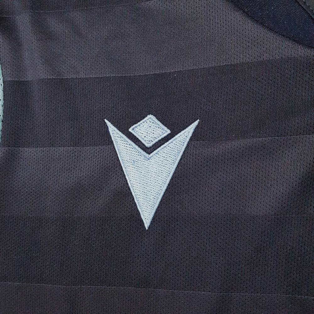 کیفیت آرم ماکرون لباس سوم لاتزیو 2020