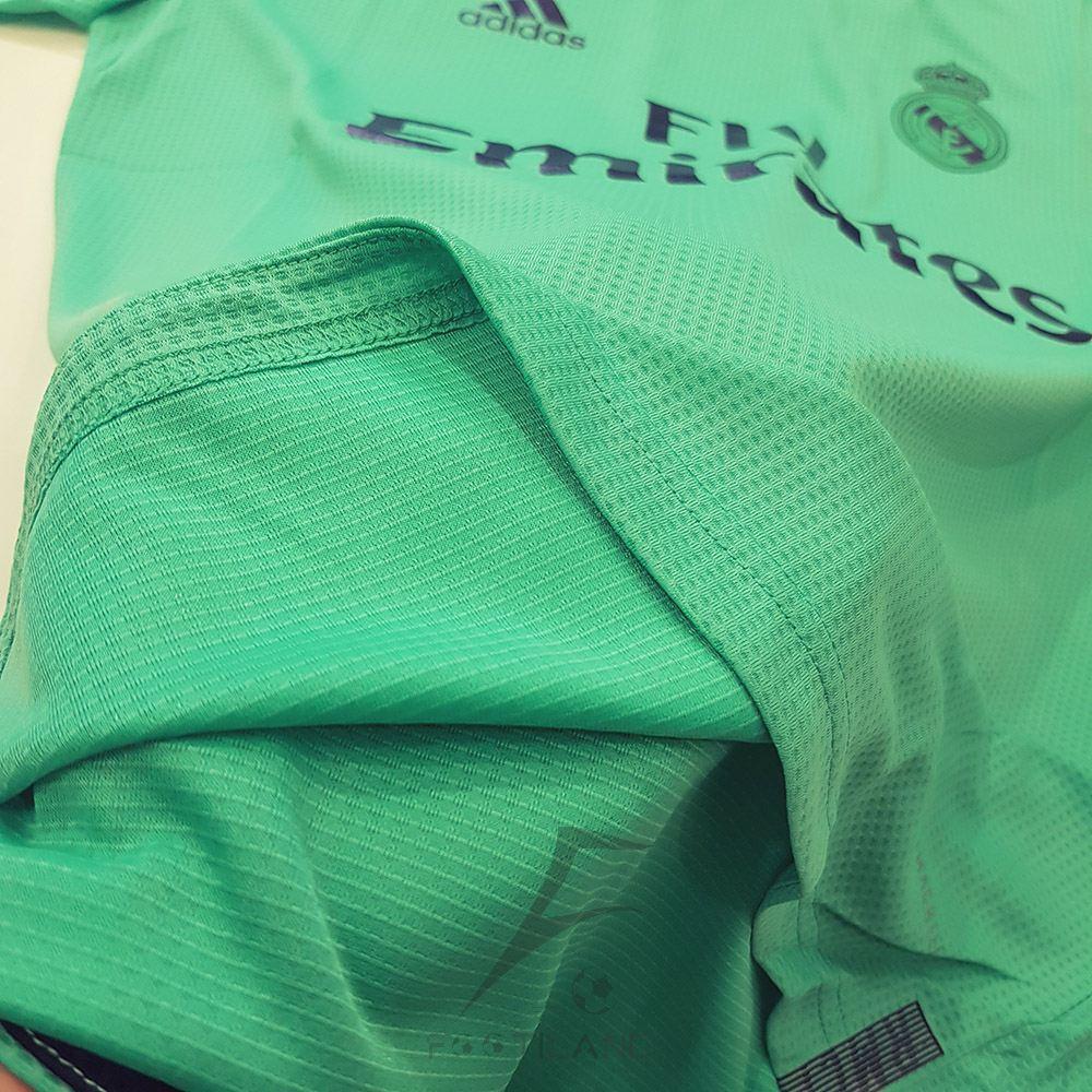 کیفیت پارچه لباس سوم رئال مادرید ورژن پلیر2020