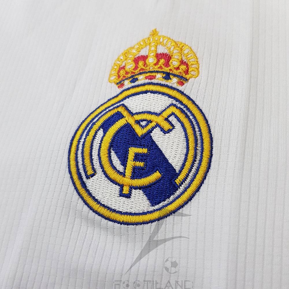کیفیت لوگو لباس اول رئال مادرید 2020
