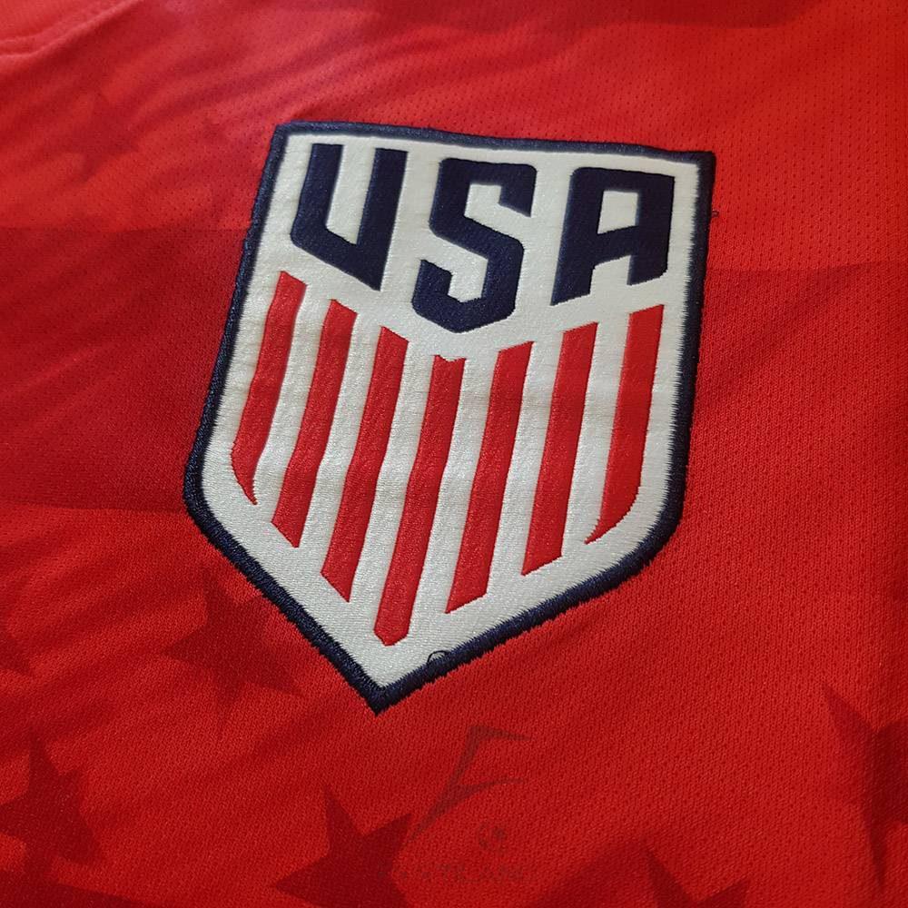 لوگو لباس دوم آمریکا 2020