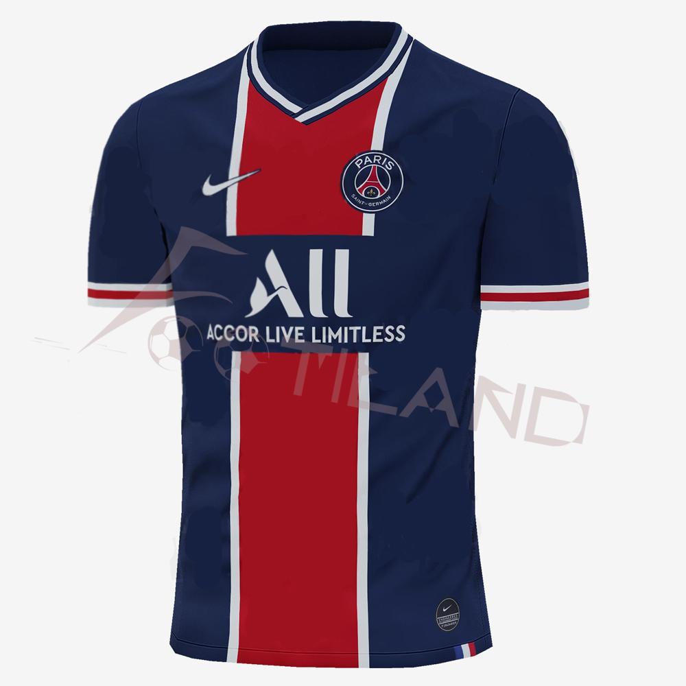 تصویر احتمالی لباس اول پاریس 2021