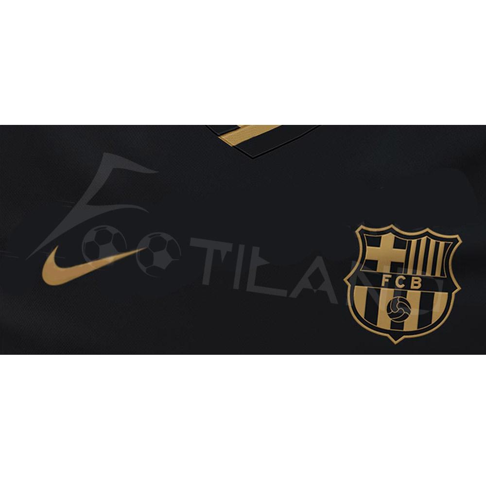 تصویر احتمالی طرح کلی لباس دوم بارسلونا 2021