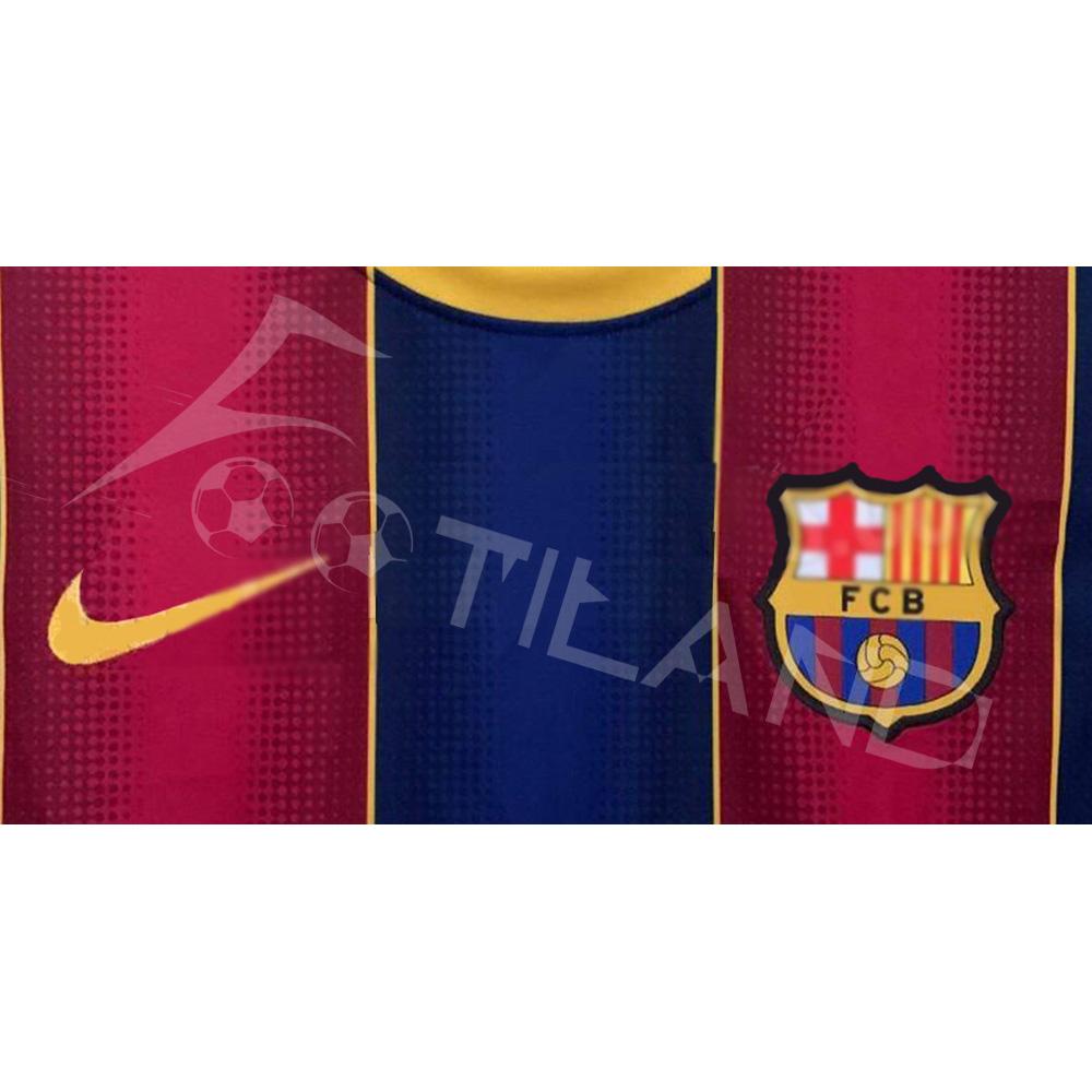 طرح کلی لباس بارسلونا 2021