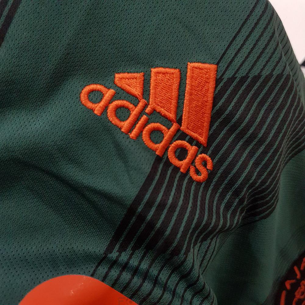 کیفیت آرم آدیداس پیراهن شورت دوم آژاکس 2020