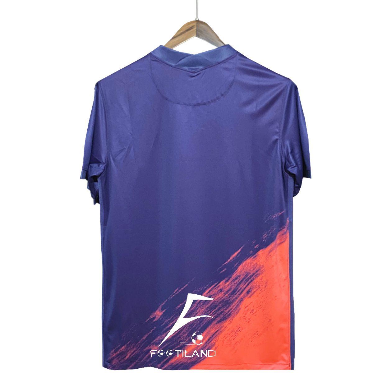 لباس دوم اتلتیکو مادرید 2022