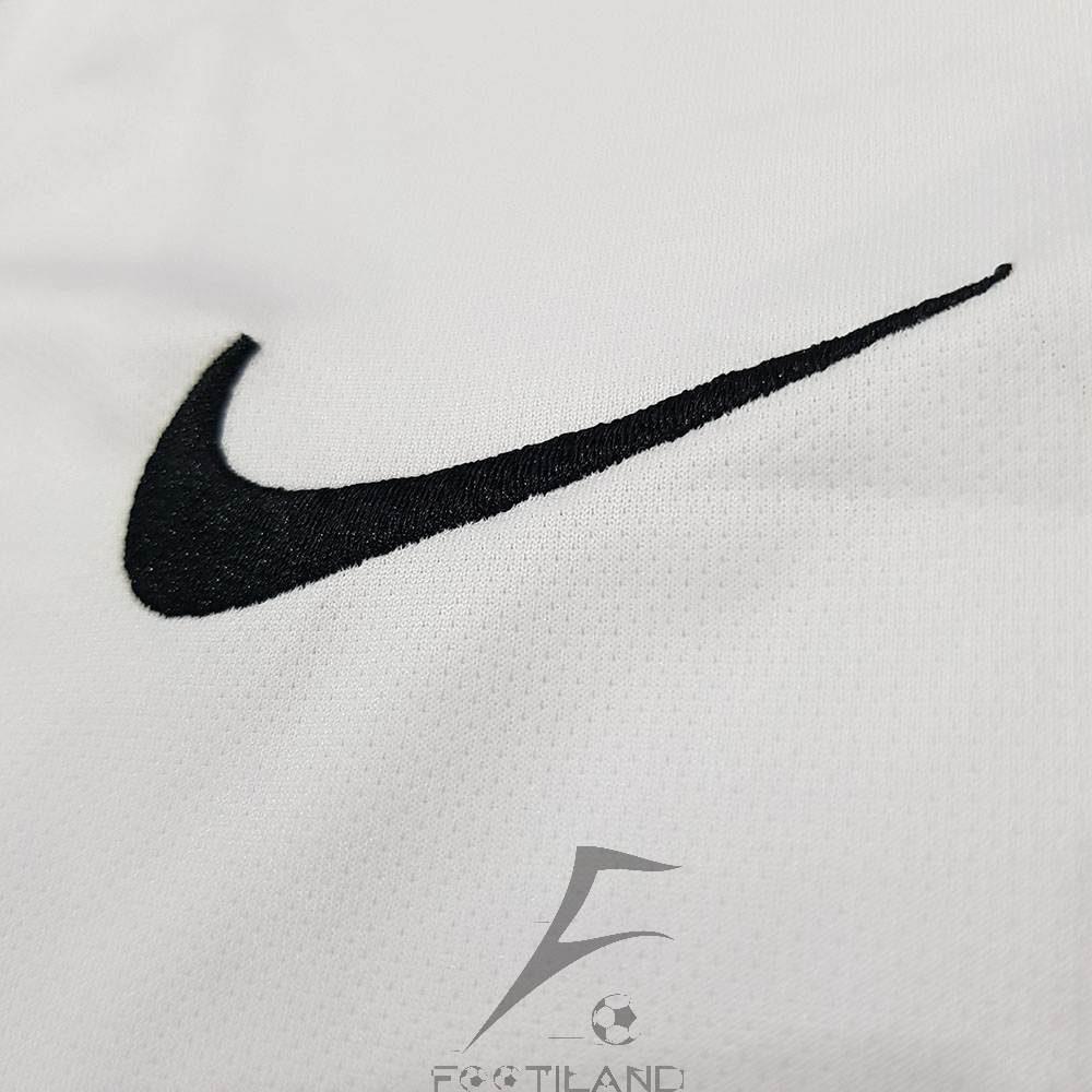 کیفیت آرم نایک لباس پاریس سن ژرمن سفید 2020