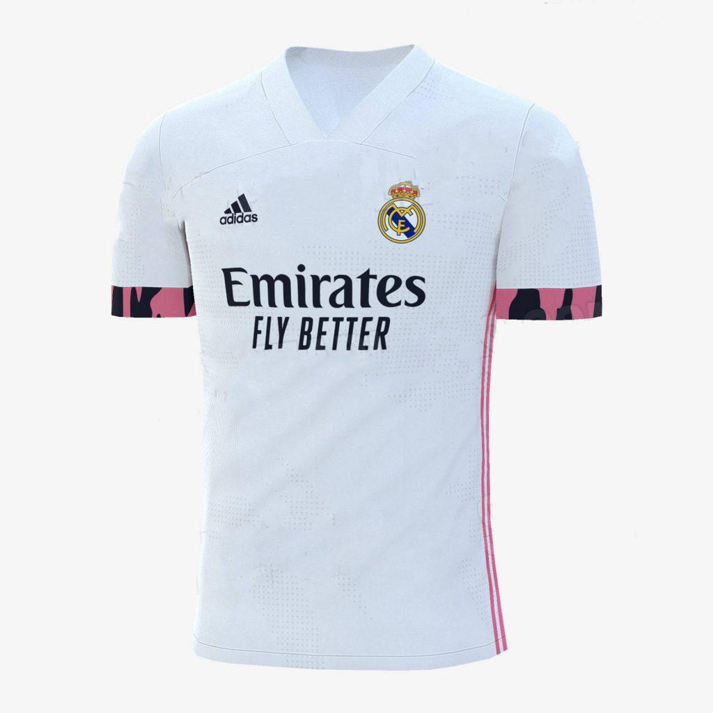 لباس احتمالی اول رئال مادرید 2021