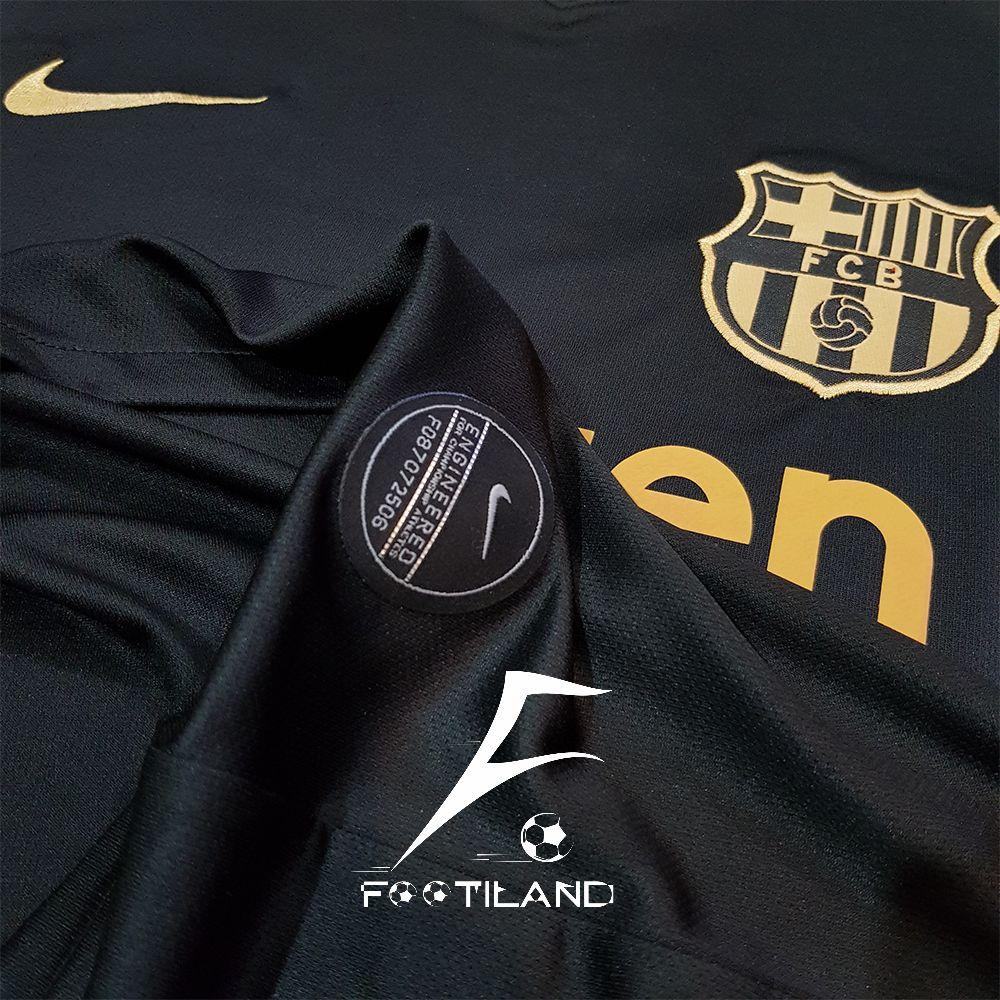 پارچه پیراهن دوم بارسلونا 2021