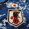 لوگو لباس تیم ملی ژاپن 2020