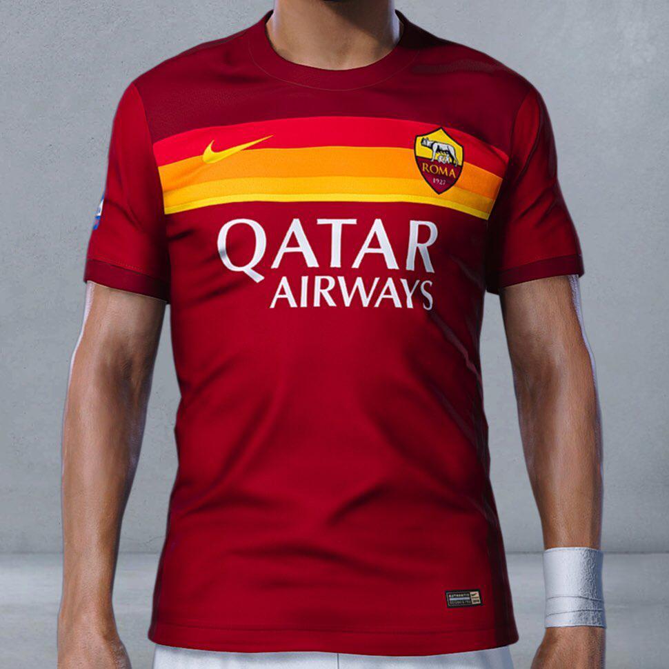 طرح احتمالی لباس رم 2021