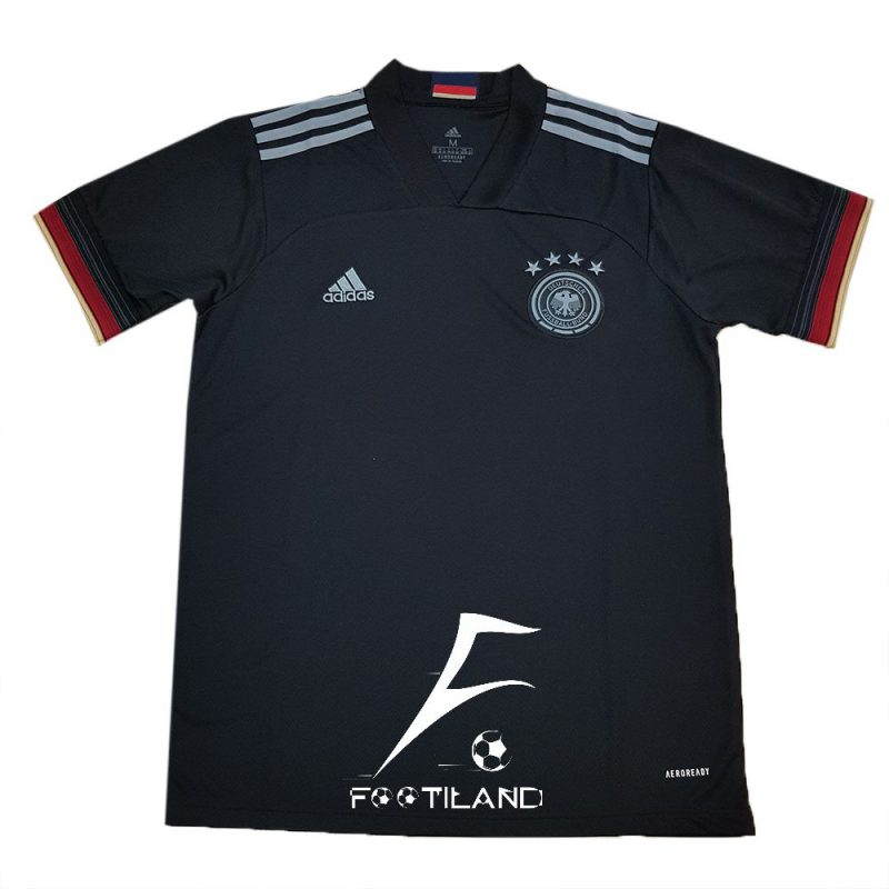 لباس دوم آلمان 2020 به رنگ مشکی