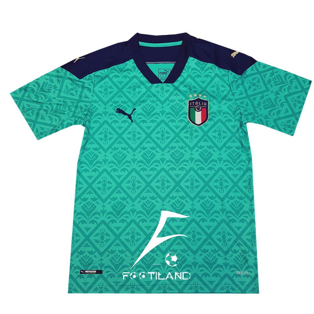 لباس دروازه بانی ایتالیا 2020 به رنگ سبز