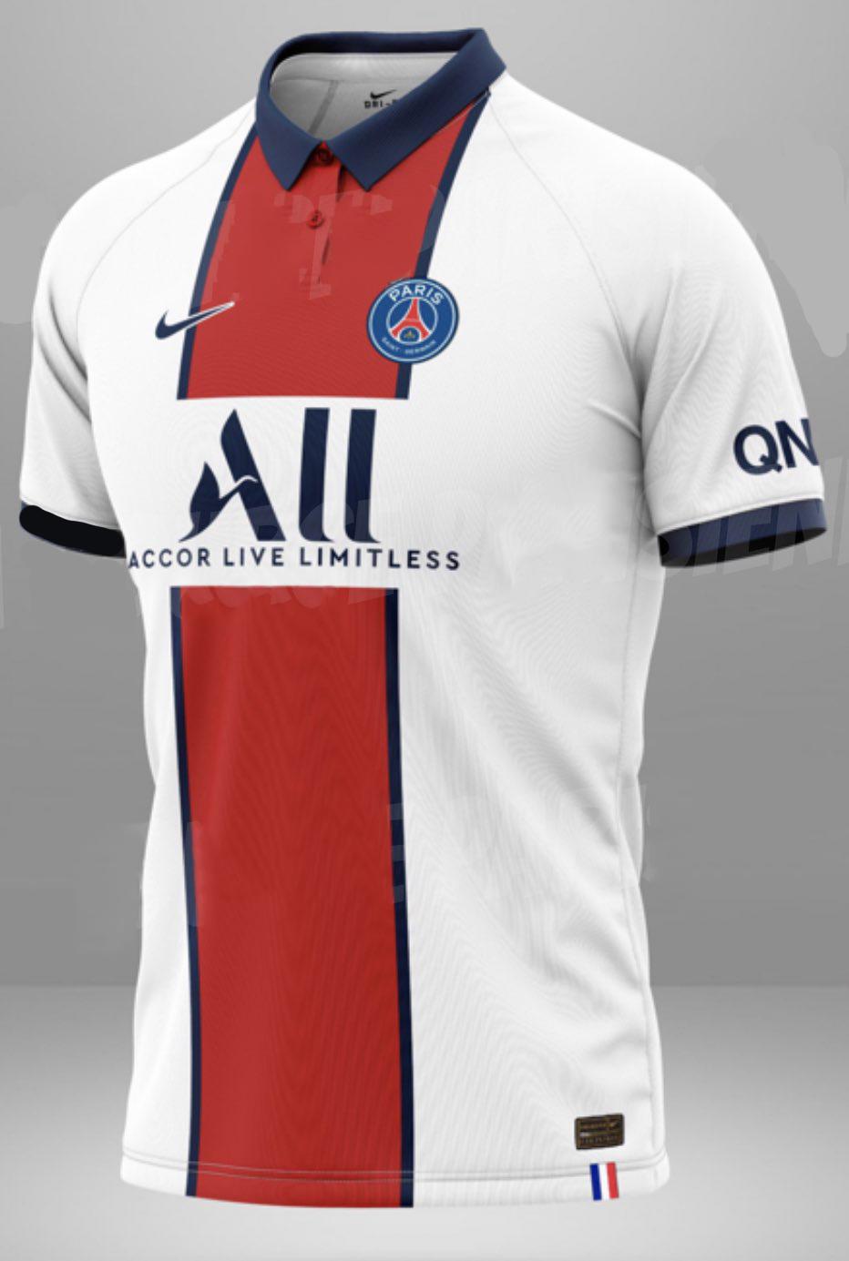 طرح احتمالی لباس دوم پاریس 2021