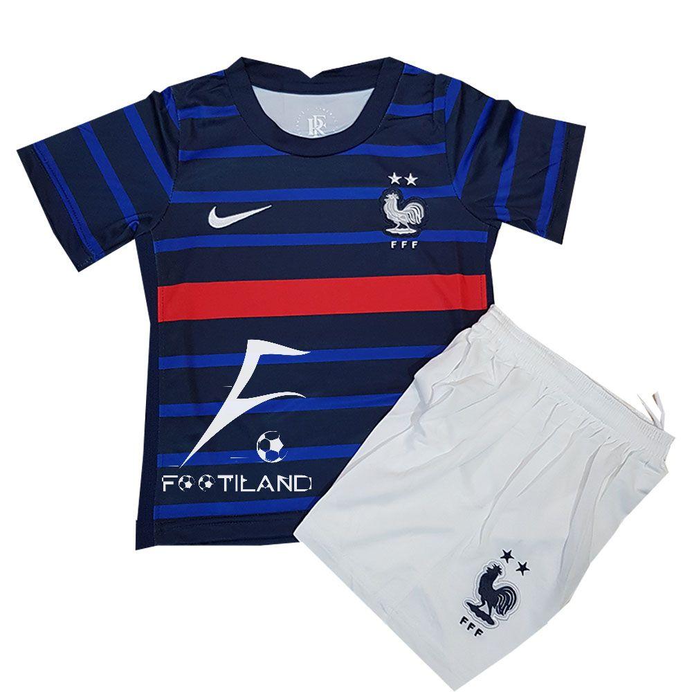 لباس بچه گانه تیم ملی فرانسه 2020