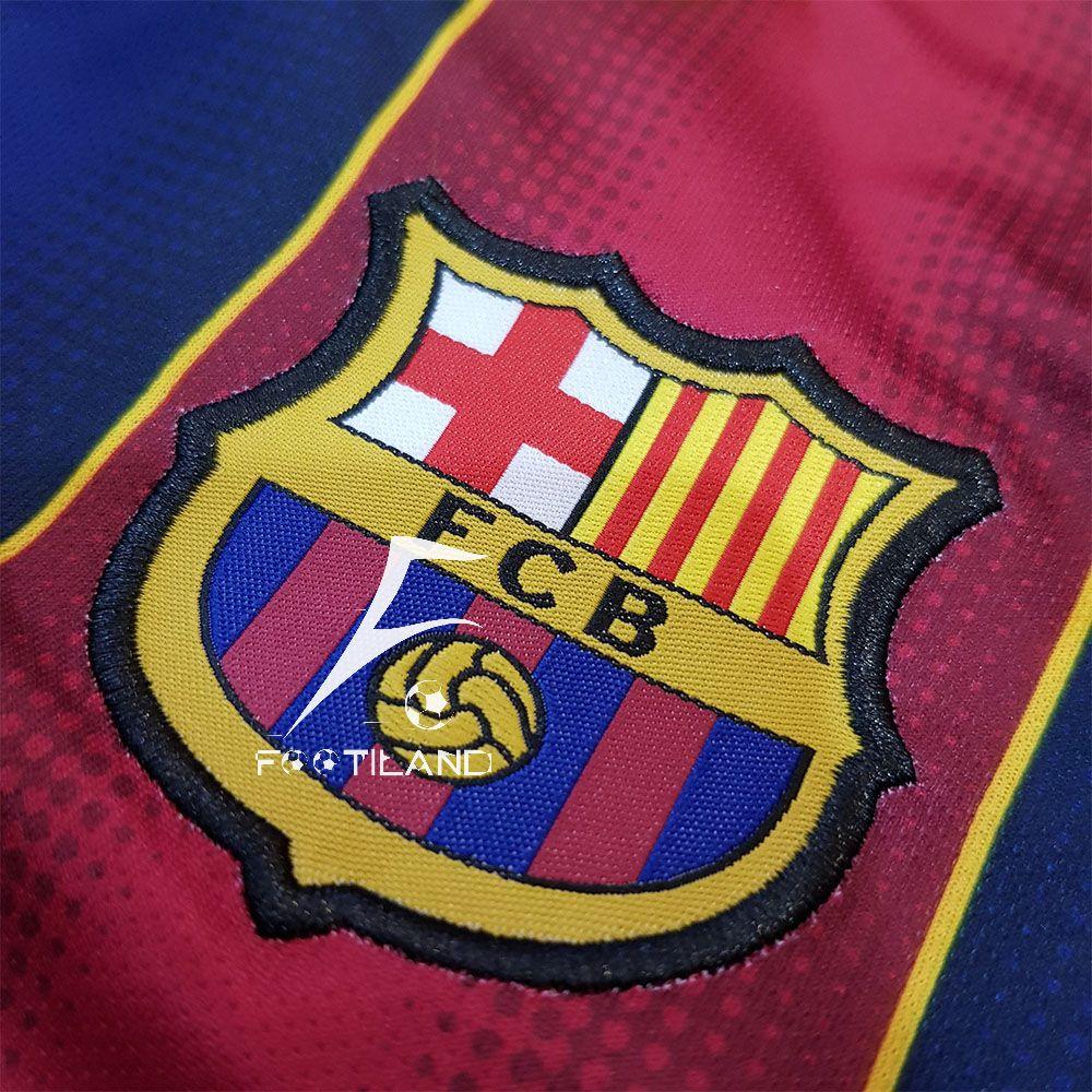 لوگو کیت بارسلونا بچه گانه