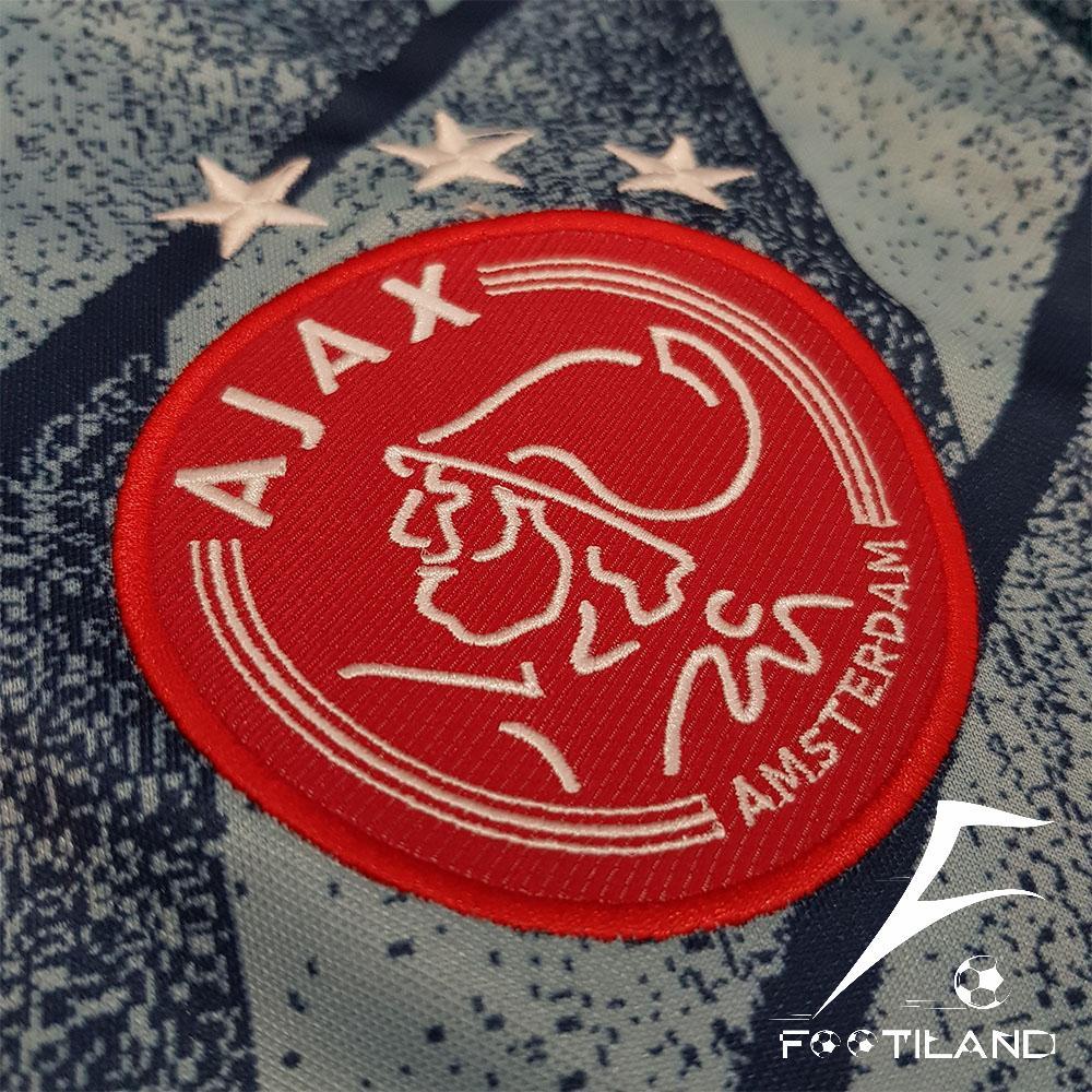 لوگو لباس دوم آژاکس 2021