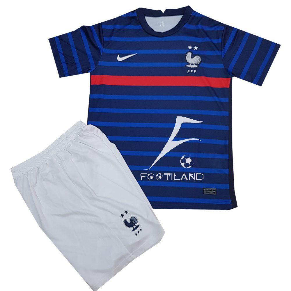 کیت تیم ملی فرانسه 2020
