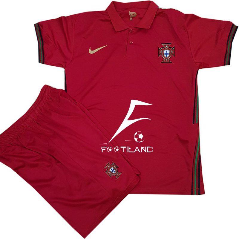 کیت تیم ملی پرتغال 2020