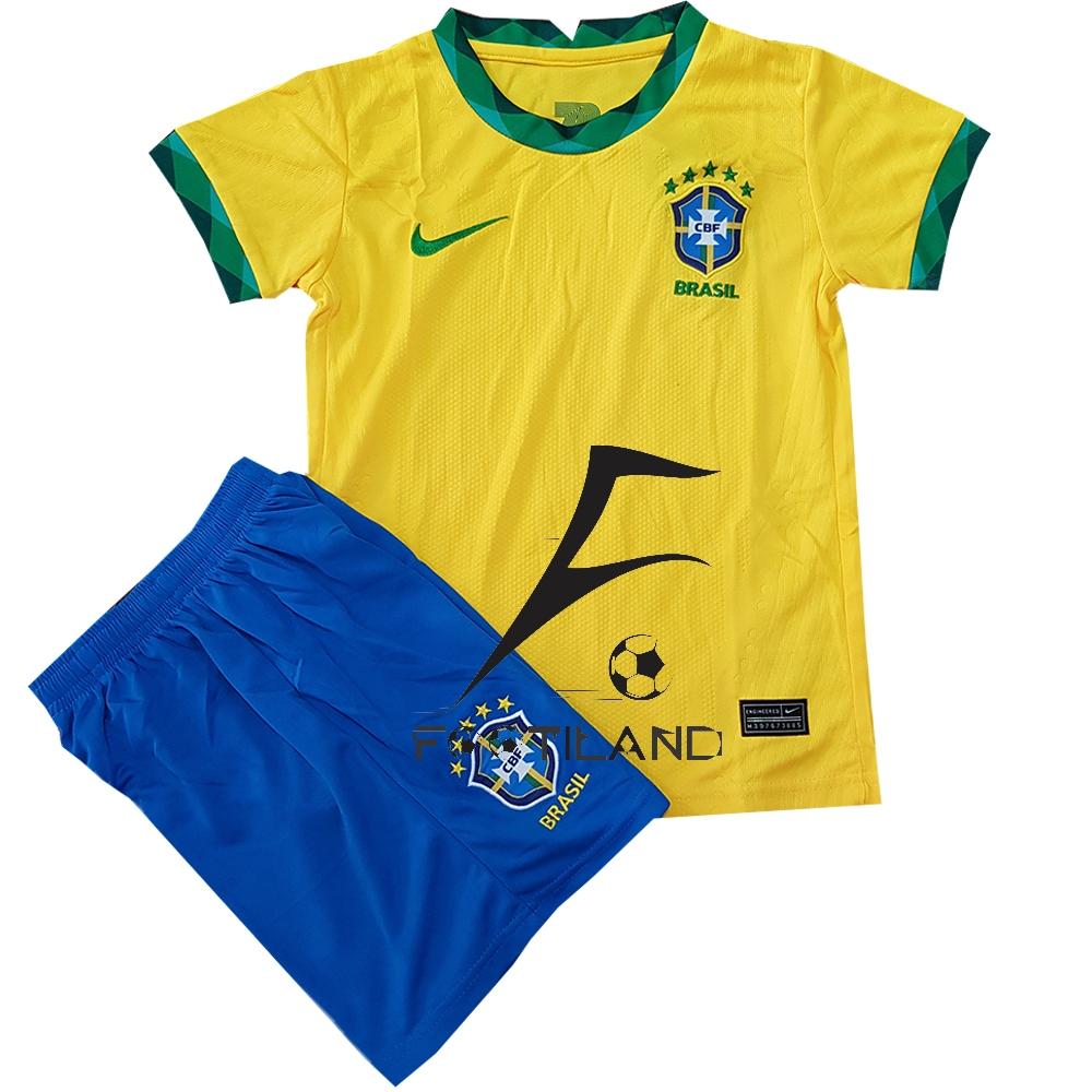 کیت برزیل بچه گانه 2020