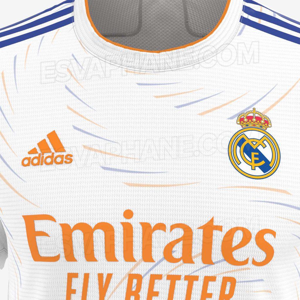 لباس رئال مادرید 2022