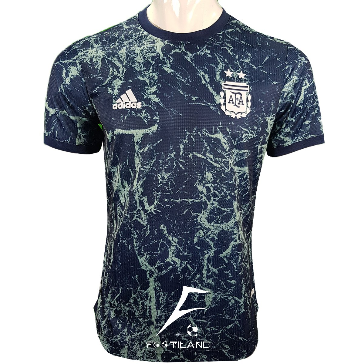 لباس تمرینی آرژانتین 2022