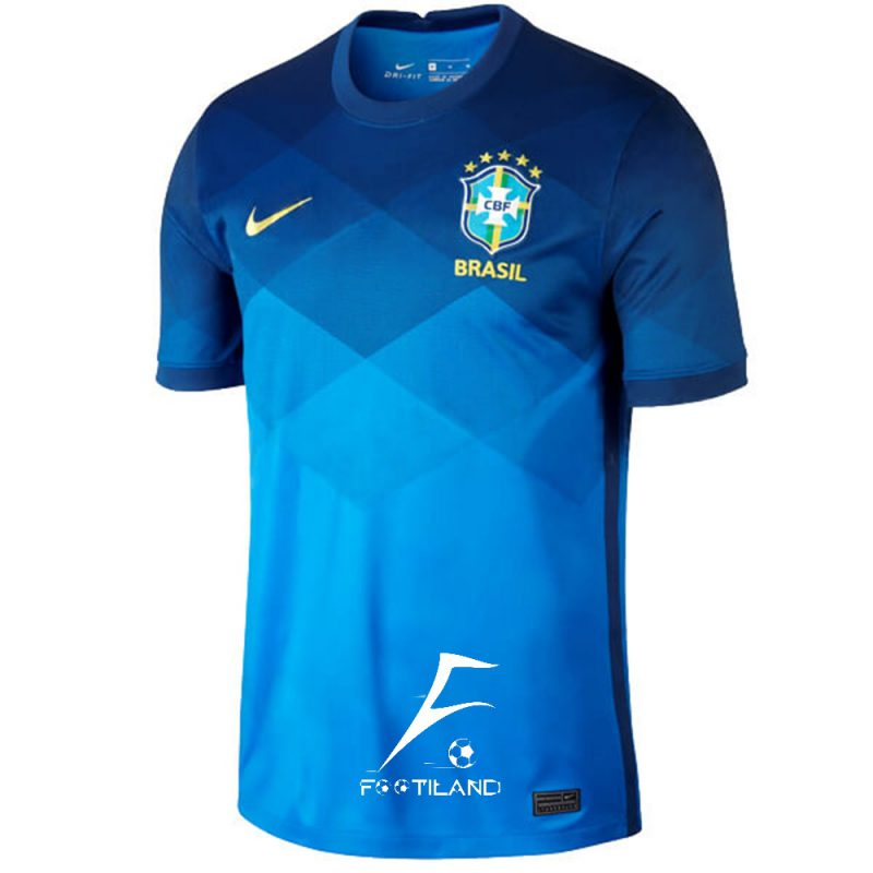 لباس دوم برزیل 2021