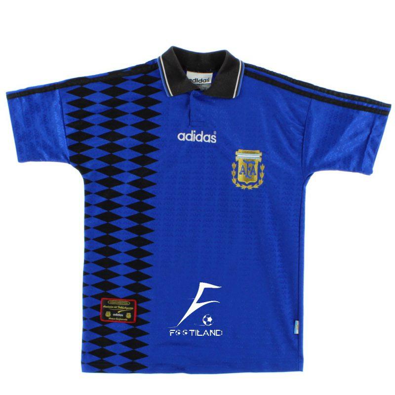 لباس کلاسیک دوم آرژانتین 1994