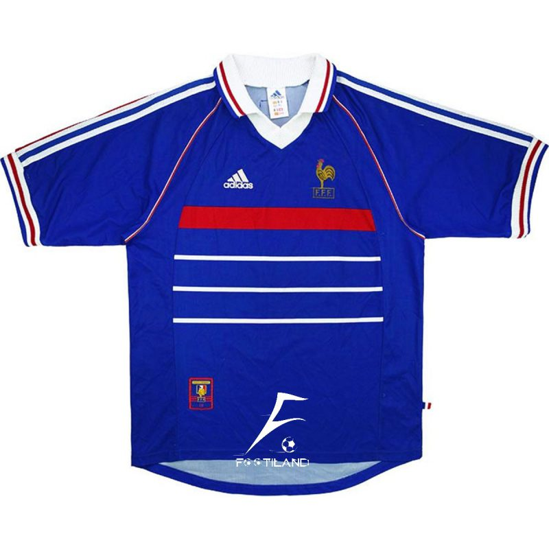 لباس کلاسیک فرانسه 1998