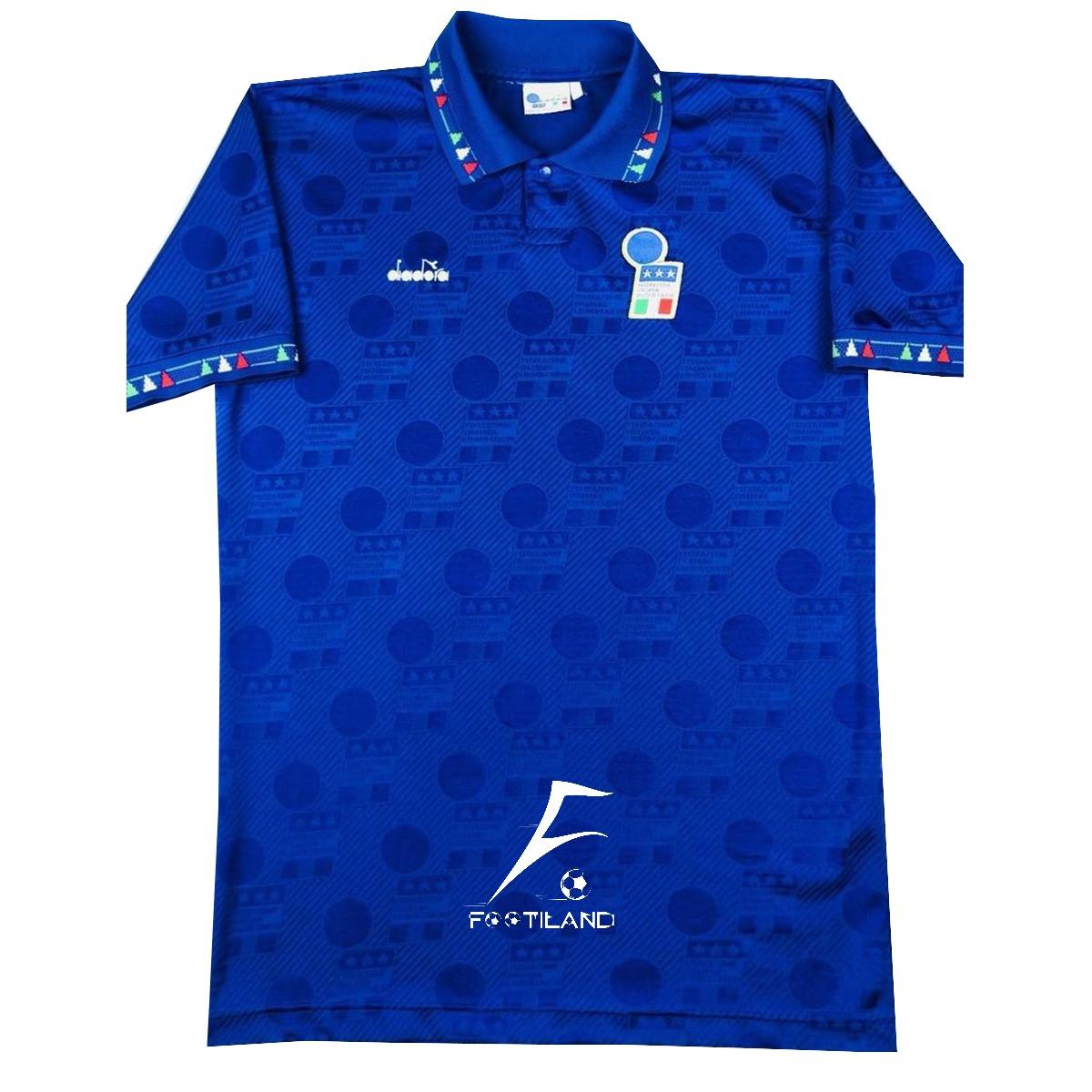 لباس کلاسیک تیم ملی ایتالیا 1994