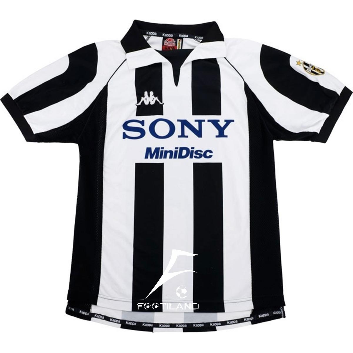 لباس کلاسیک یوونتوس 1997
