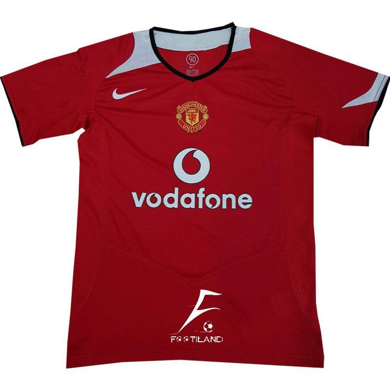 لباس کلاسیک منچستر یونایتد 2005
