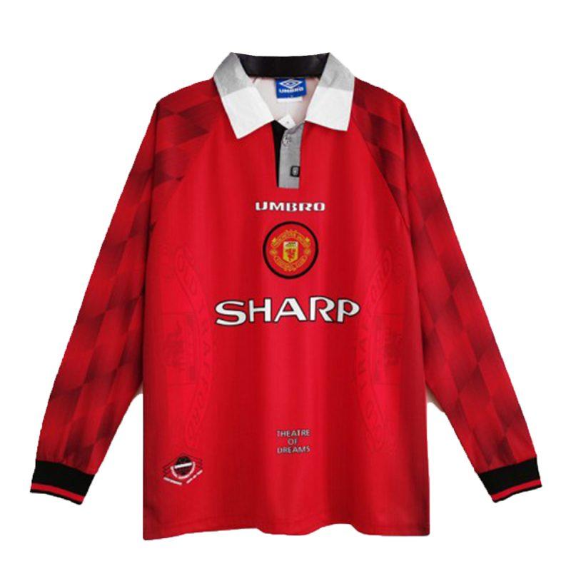 لباس کلاسیک آستین بلند منچستر یونایتد 1997