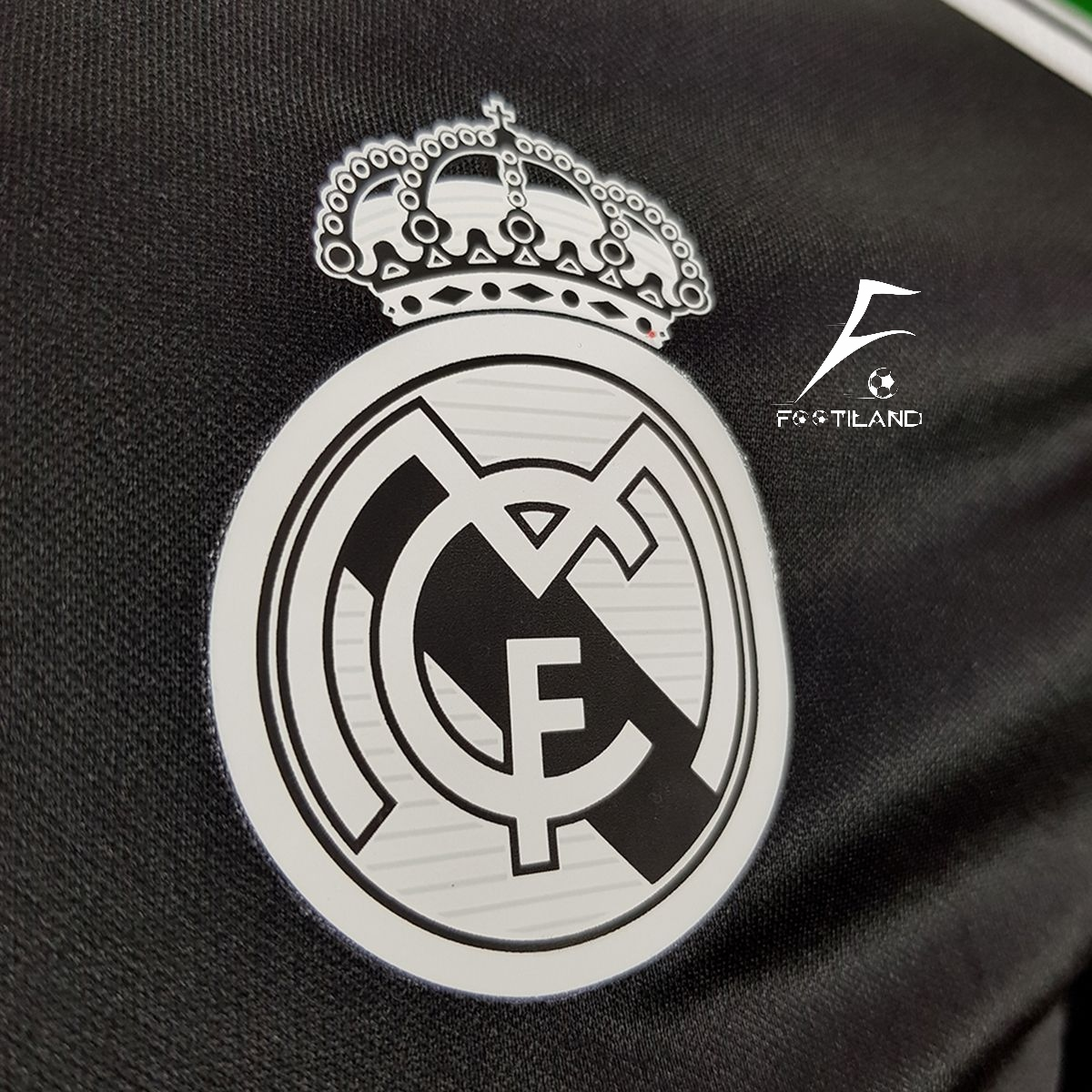لباس کلاسیک سوم رئال مادرید آستین بلند 2014
