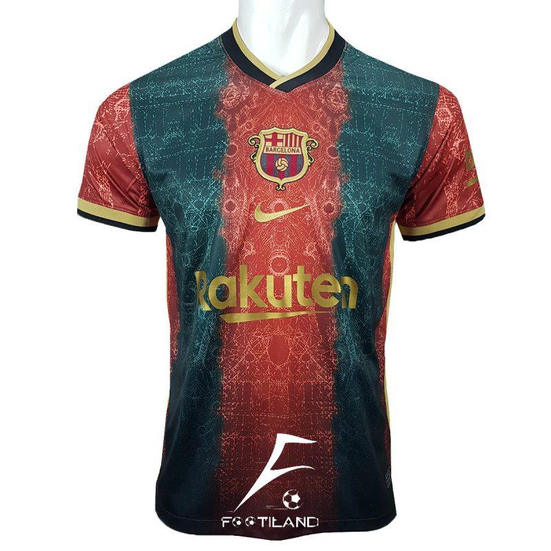 لباس کانسپت بارسلونا 2022