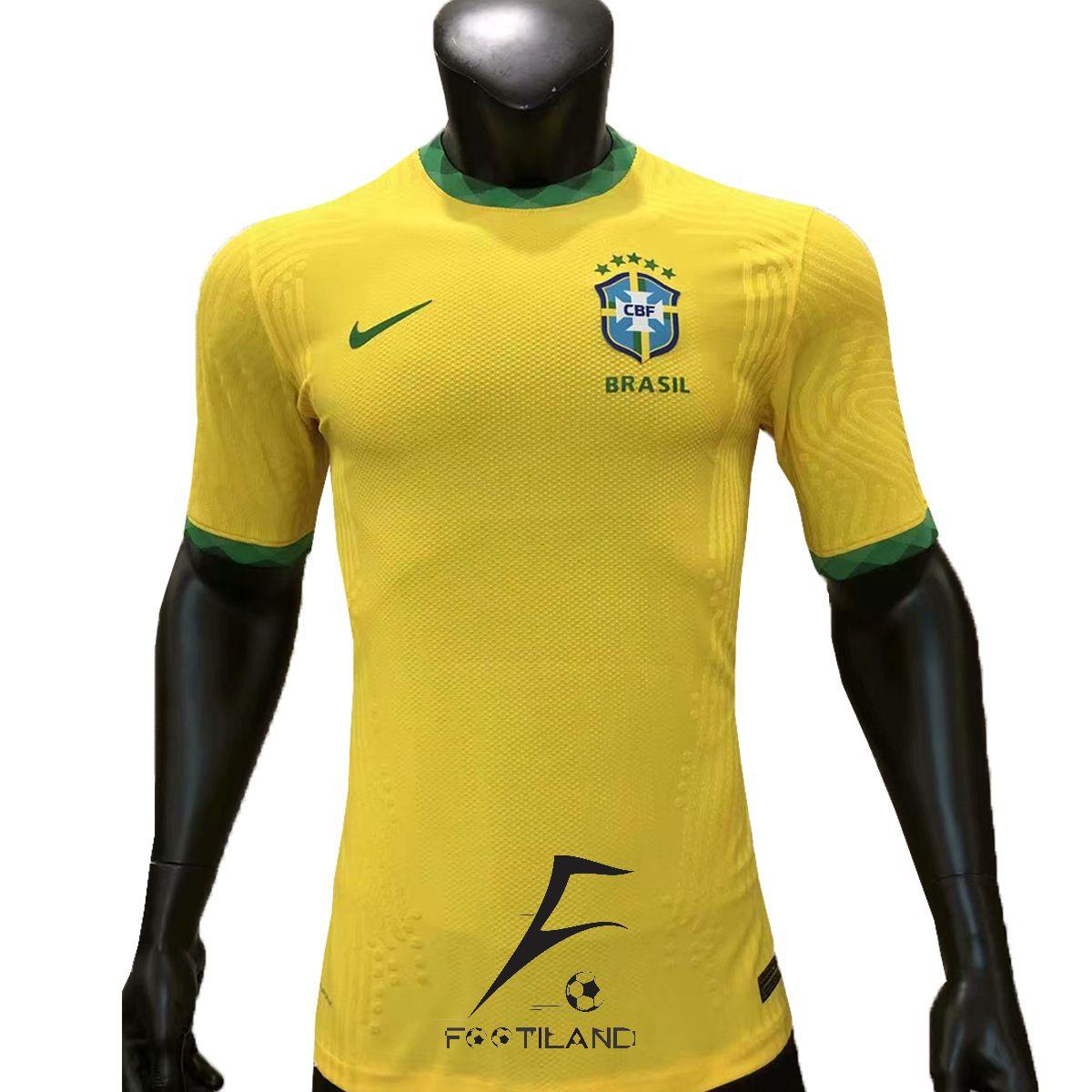 لباس پلیری تیم ملی برزیل 2022