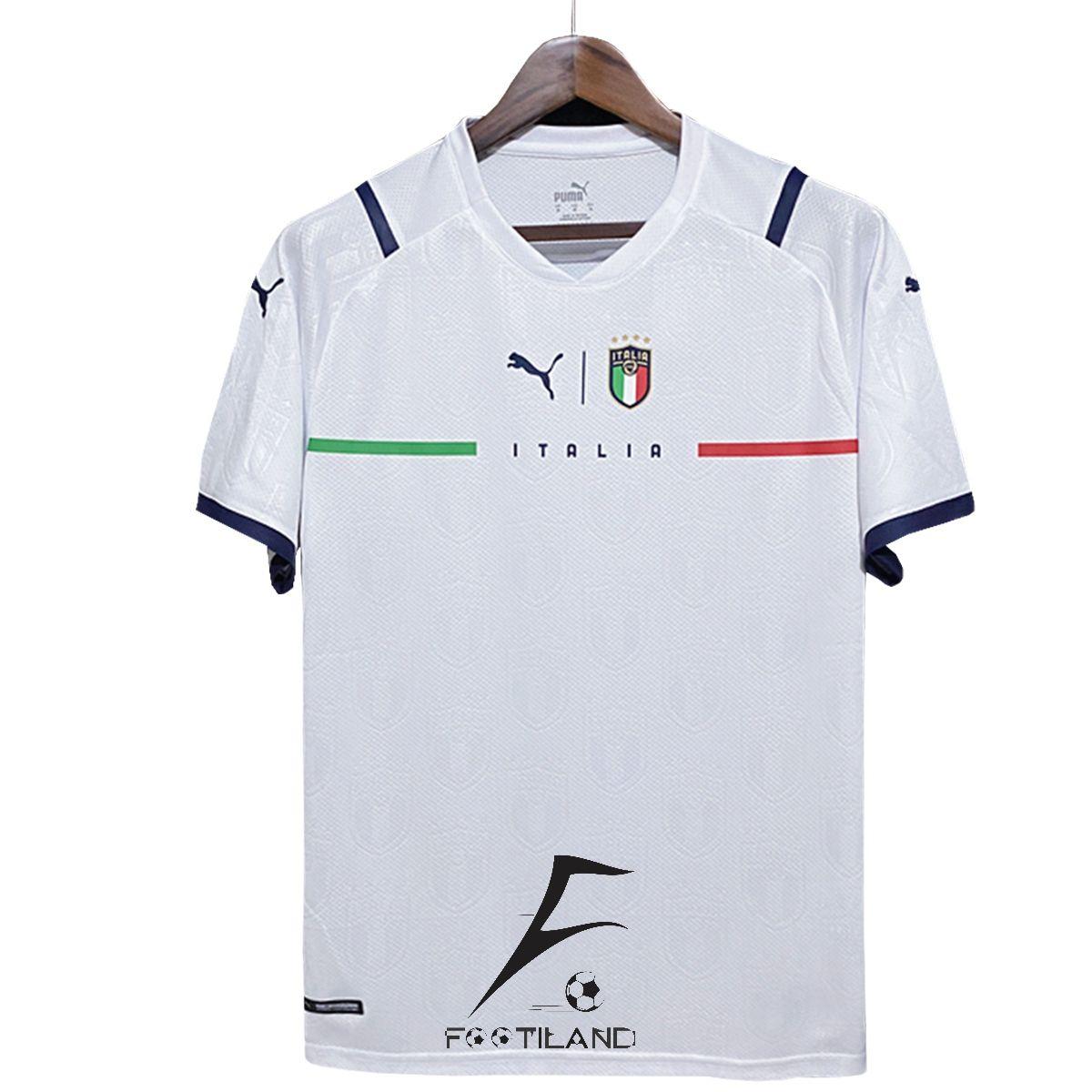 لباس پلیری دوم ایتالیا 2022