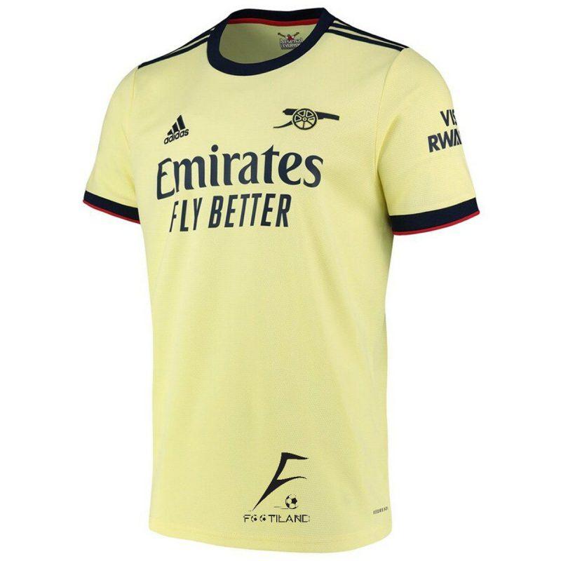 لباس دوم آرسنال 2022