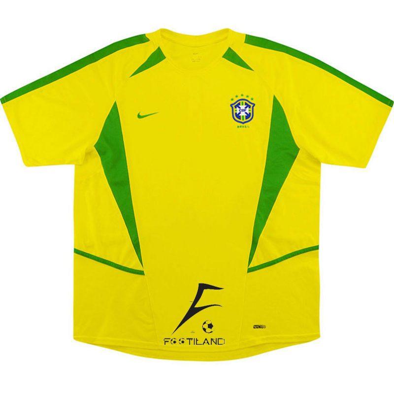 لباس کلاسیک برزیل 2002