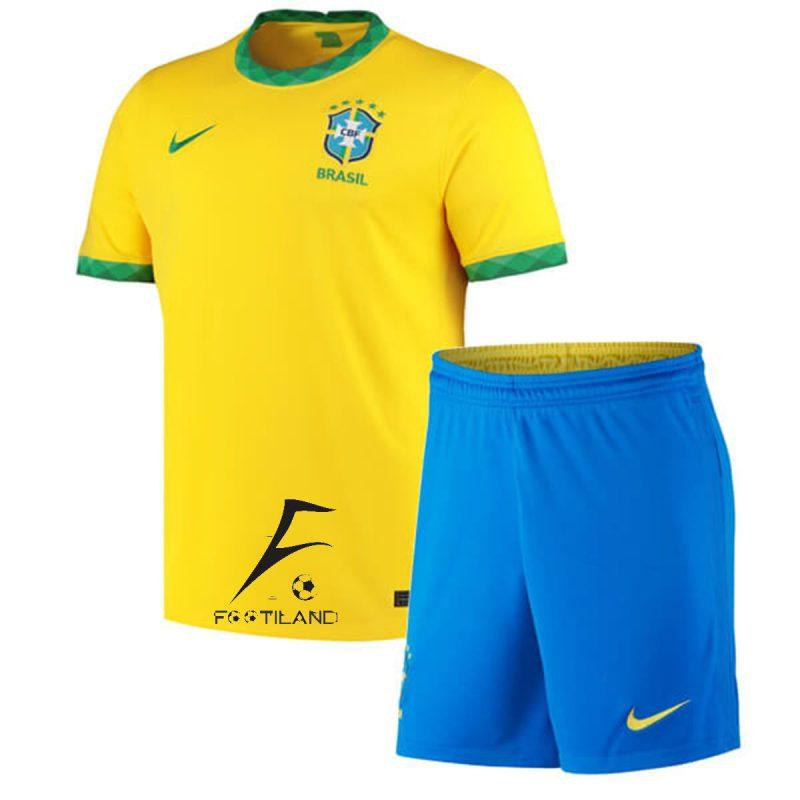 کیت برزیل 2021
