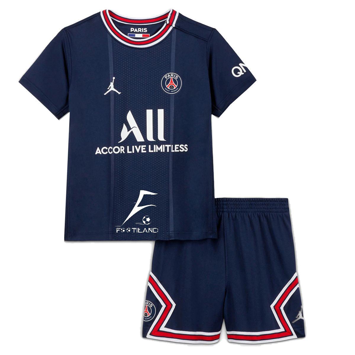 لباس بچه گانه پاریسن ژرمن 2022