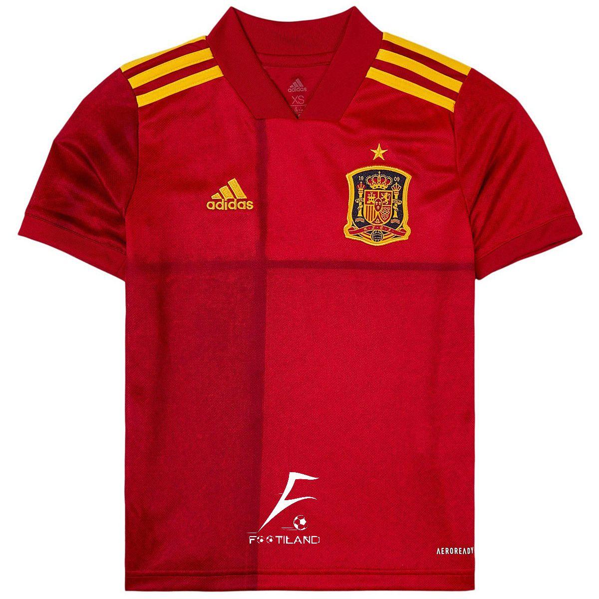 لباس اسپانیا 2021
