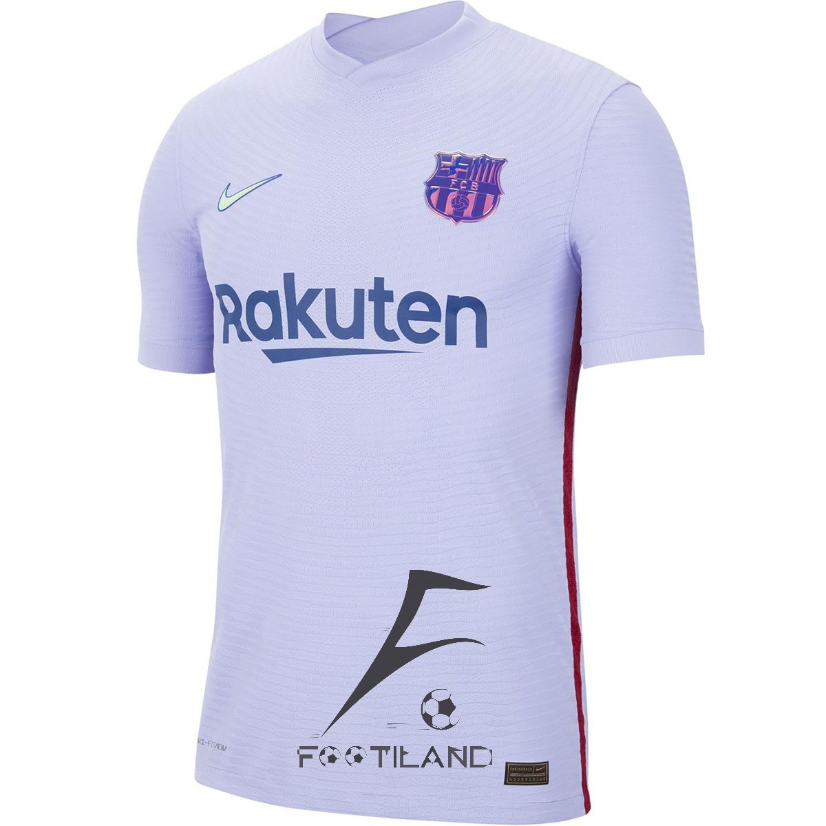لباس پلیری بارسلونا دوم 2022