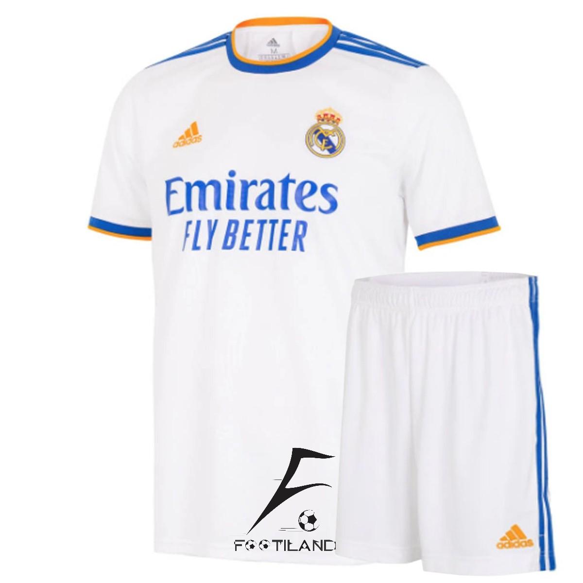 پیراهن شورت رئال مادرید 2022 اول